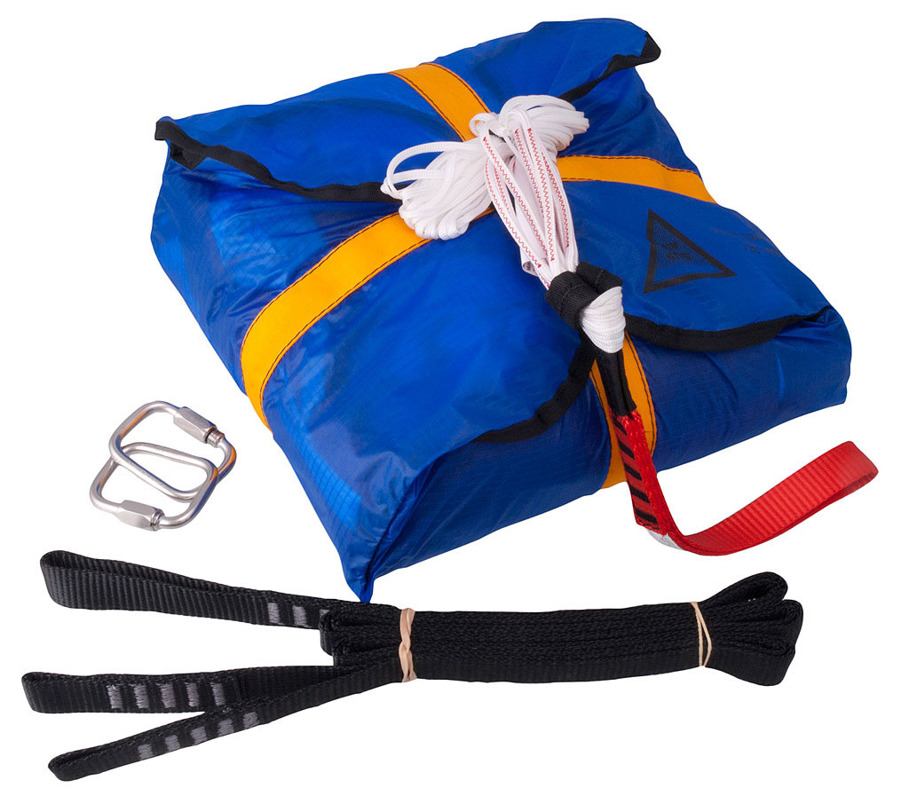 parachute de secours parapente ile de la reunion