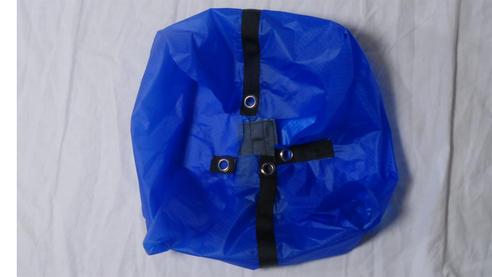 pod parachute de secours parapente