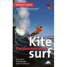 livre sur le kite surf