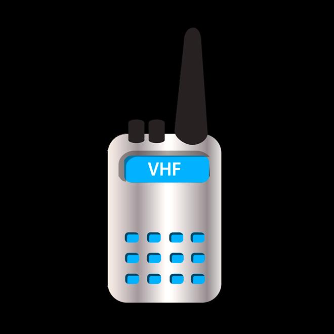 Radio, talkie walkie
