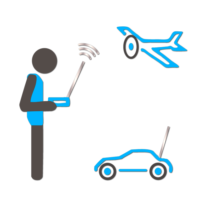 Modelisme - Drone