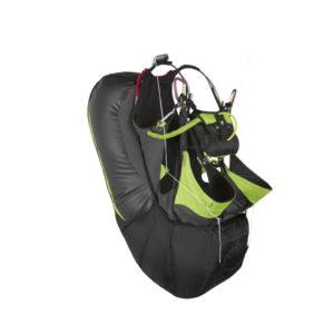 sellette parapente radical 3 air bag option