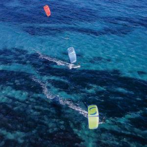 aile de kite surf