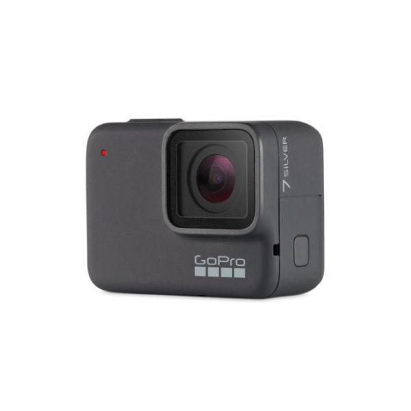 camera go pro 7 silver