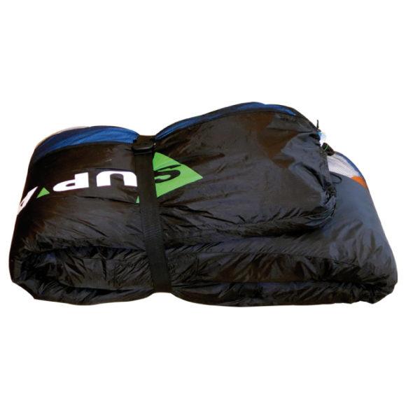 sac de pliage tube aile parapente